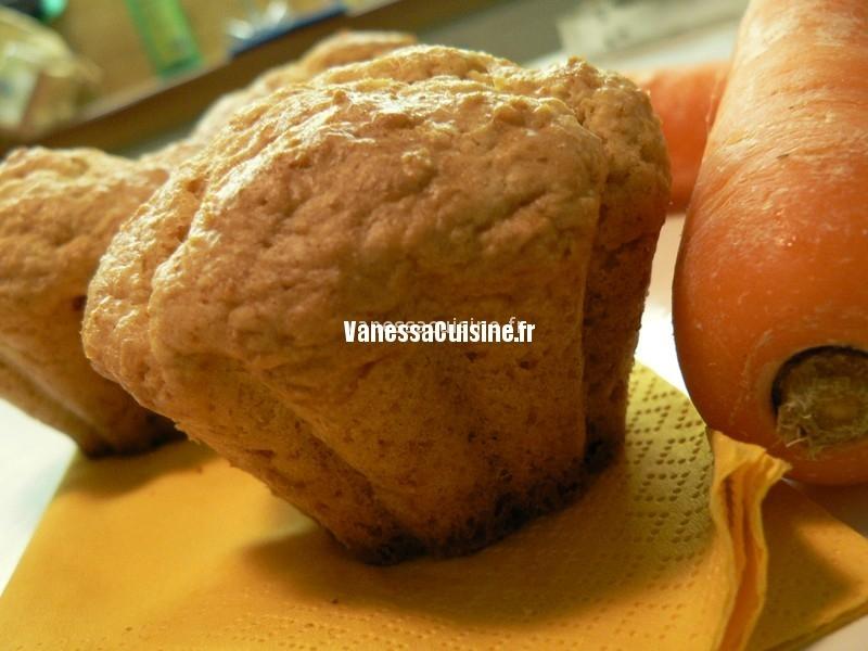 recette de brioche à la farine de carotte