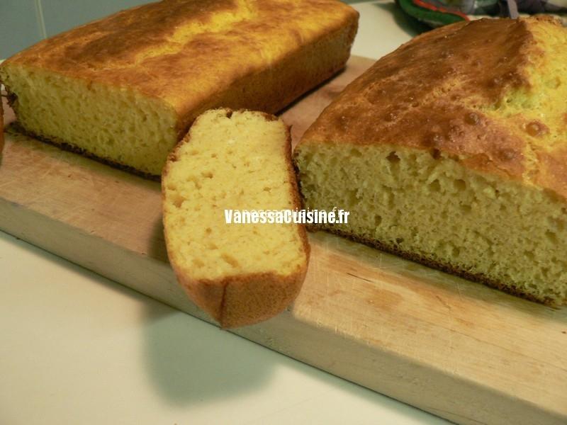 cakes à la farine de maïs et de pois chiche