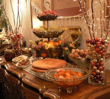 recette des treize desserts provençaux