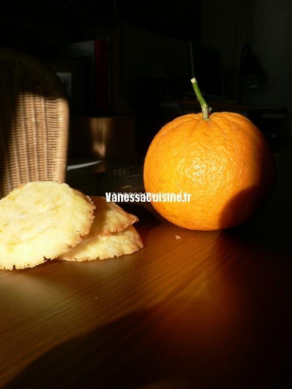 Les meilleurs sablés à l'orange du monde entier et de tout l'univers