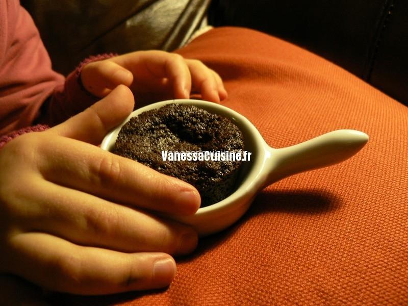 muffins truffés, coque croustillante