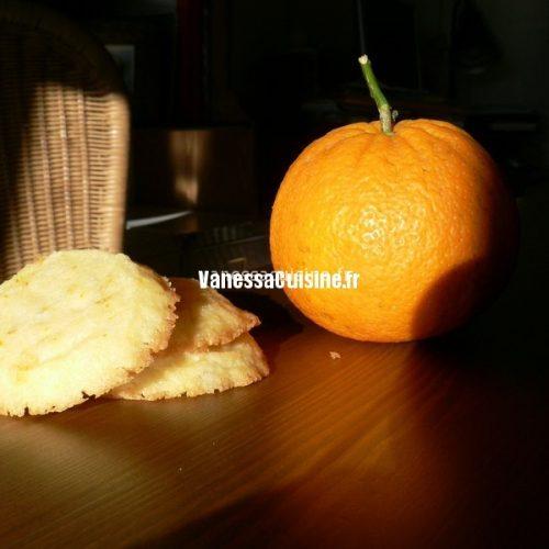 Les meilleurs sablés à l'orange du monde entier