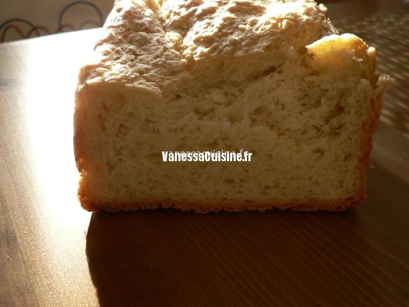 recette de pain au fromage blanc