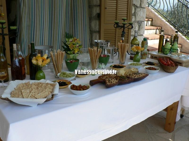 recette de tapenade d'olives noires