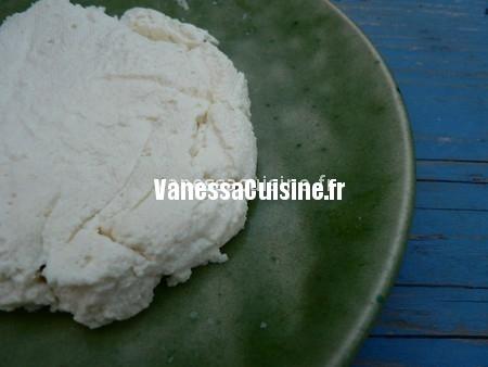 fromage frais maison