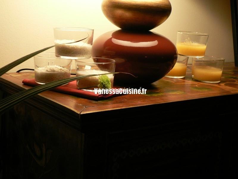 soupe melon, gingembre et miel