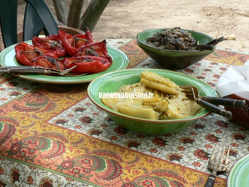recette d'aubergines pagara bengan