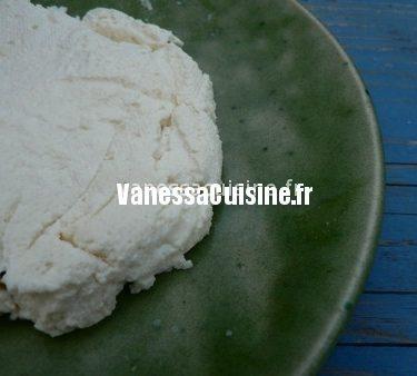 recette de fromage frais maison