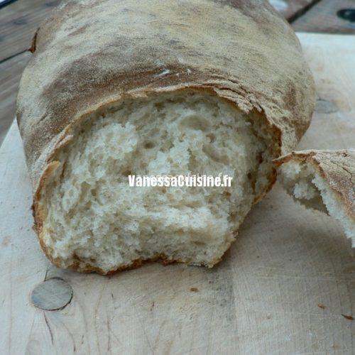 recette de pain à la farine de kamut