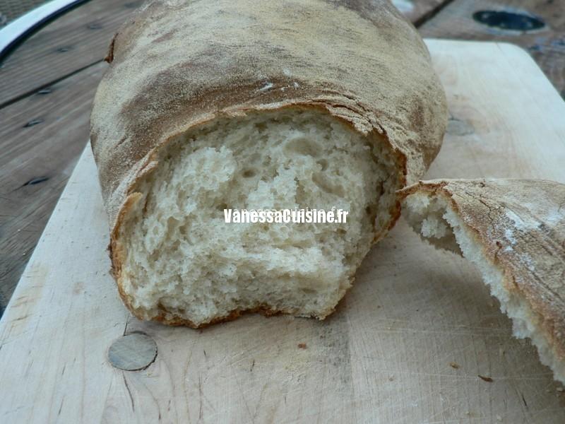 recette de pain de farine de kamut