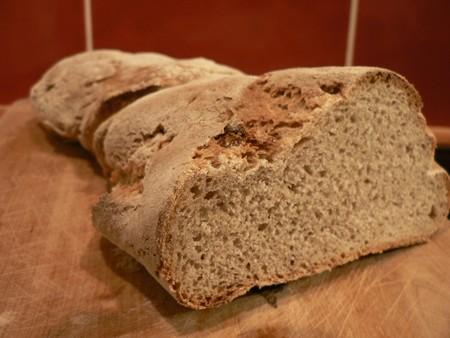 recette de pain de seigle aux cinq céréales