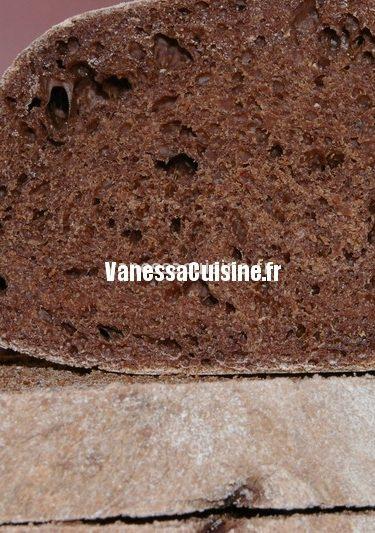 recette de pain au cacao