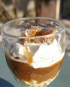 recette de trifle aux marrons glacés