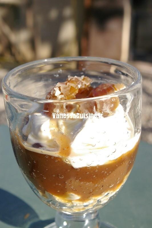 recette de trifle aux marrons