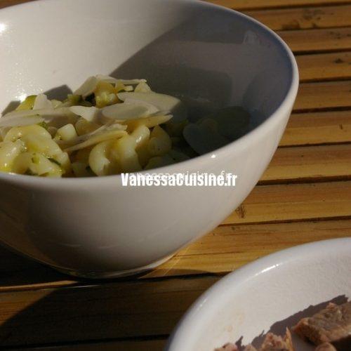 recette de risotto de coquillettes