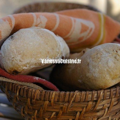 recette de baguettes