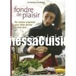 Pressé d'aubergine, tomate, Polenta aux olives, Mousse d'aubergine et mirepoix de courgettes by L. Salomon