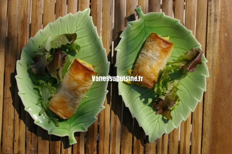 Déjeuner fusion food