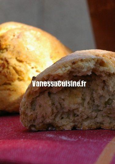 recette de pain au muesli