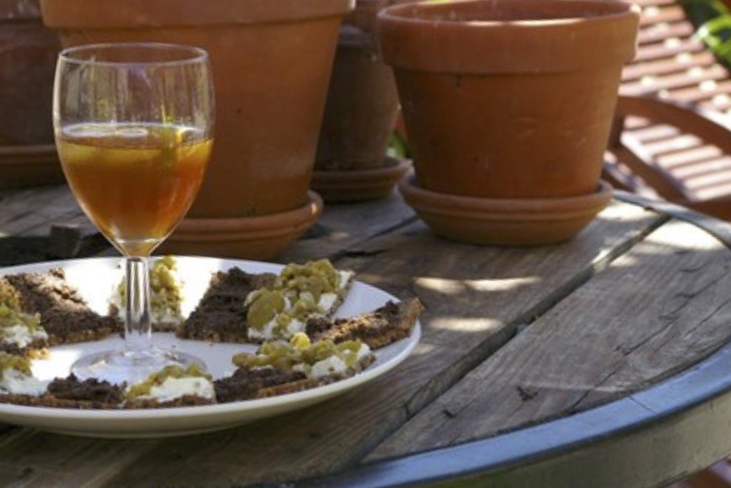 recette de vin de citron et chicorée