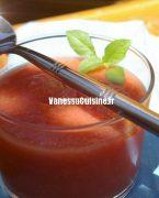 recette de gaspacho tout simple