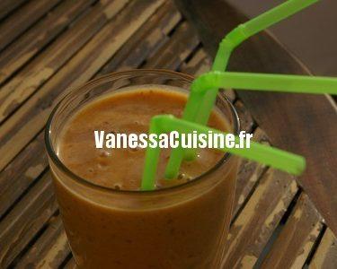 recette de smoothie aux deux abricots et soja