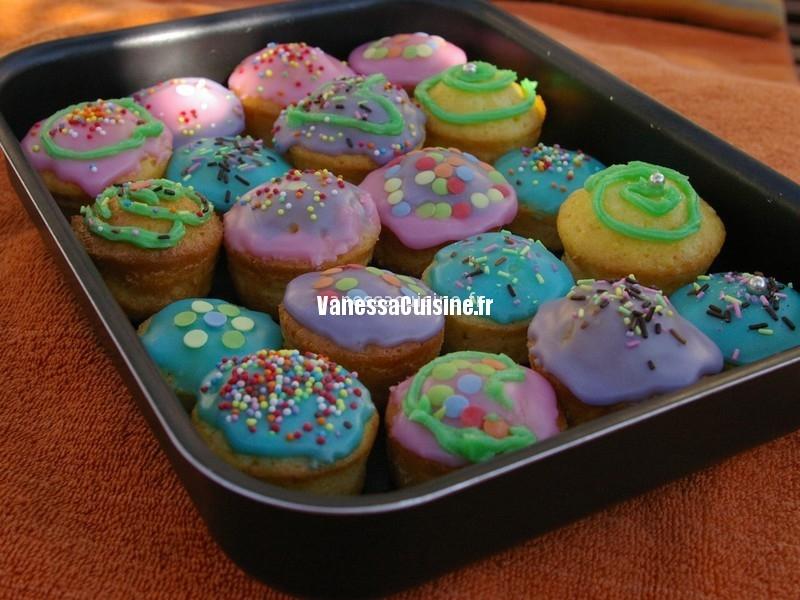 les cupcakes des fées de Cerise