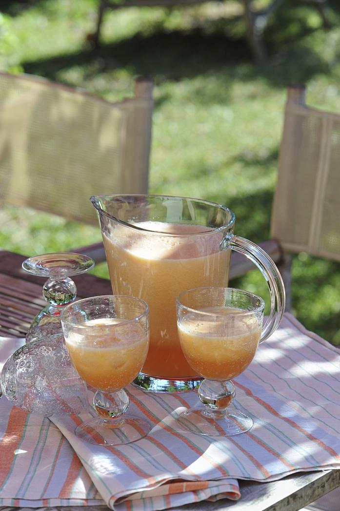 recette de Cocktail au melon et au Pastis