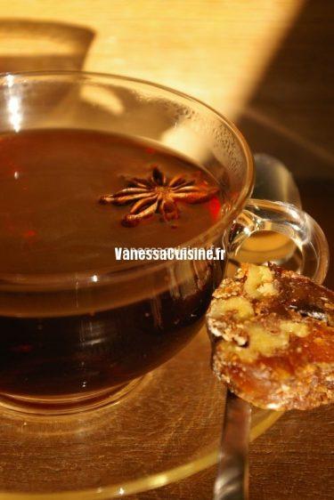 recette de vin chaud aux épices