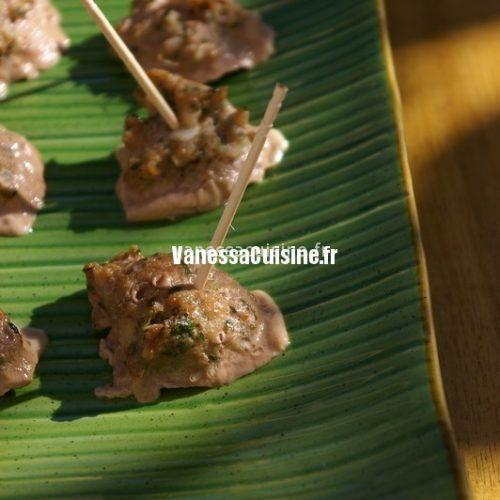 4 recettes thaïes à Ayutthaya, by Ken Hom