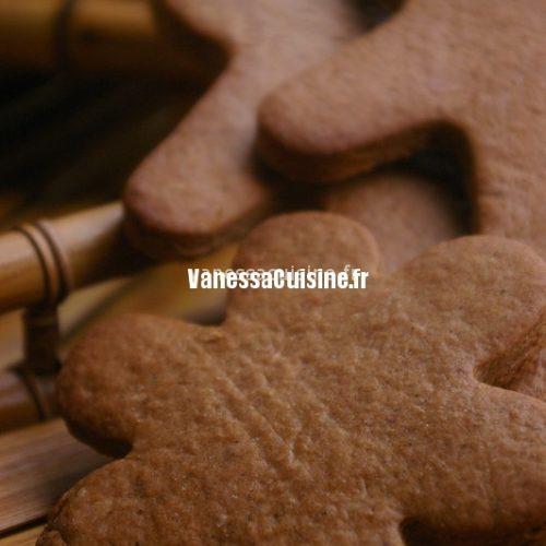 Bonshommes en pain d'épice pour un Joyeux Noël