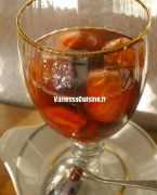 recette de mandarines au rhum