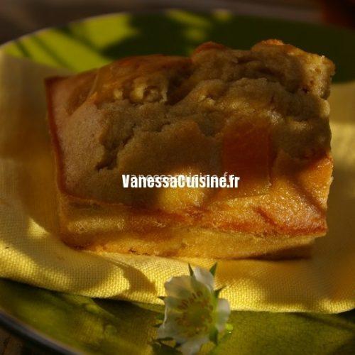 Petits cakes vanille orange et mangue