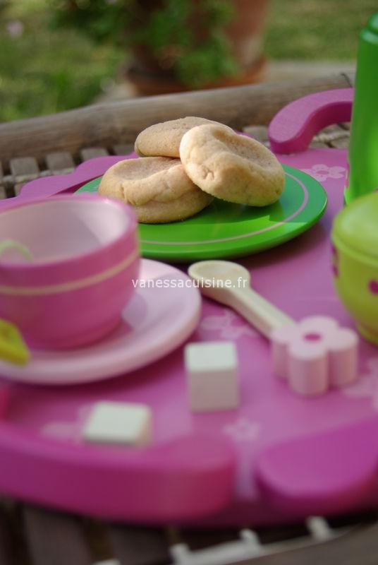 Nan Berenji, biscuits à la rose et cardamome