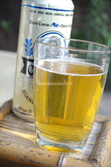 recette de bière au sirop de châtaigne