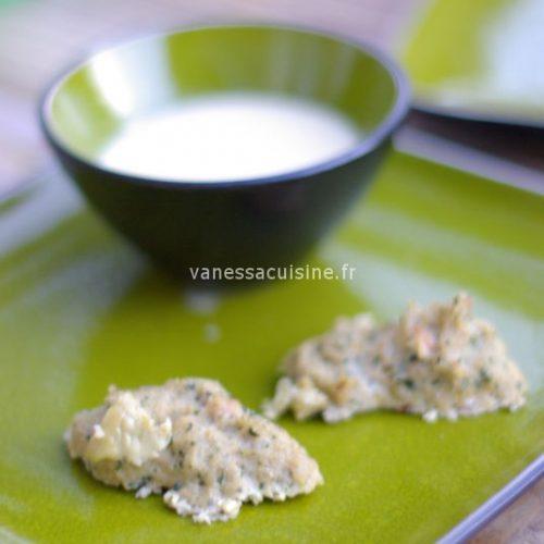 recette de bouchées de crabe