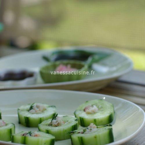 Déjeuner asiatique pour Stifoule