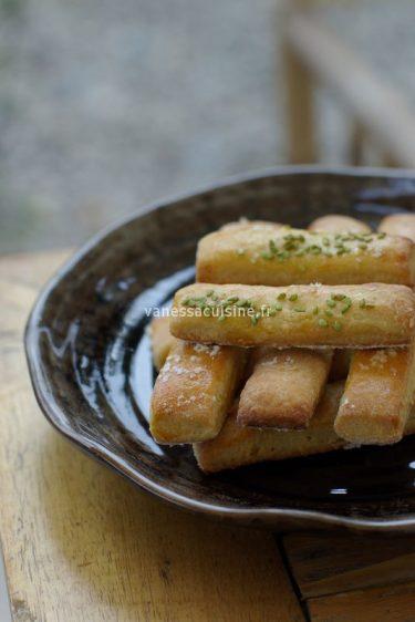 recette de gressins moelleux sucrés et salés