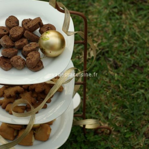 3 recettes de gâteaux de l'Avent : milanais, chocolat et biberlis