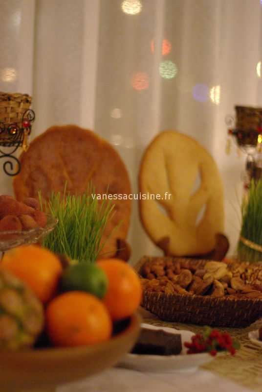photo du buffet des 13 desserts
