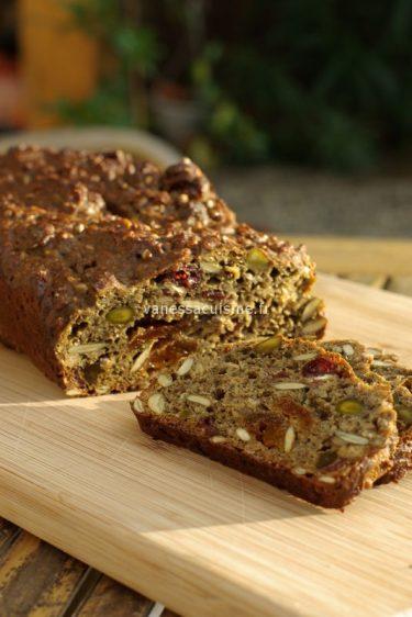 recette de pain au chanvre et graines