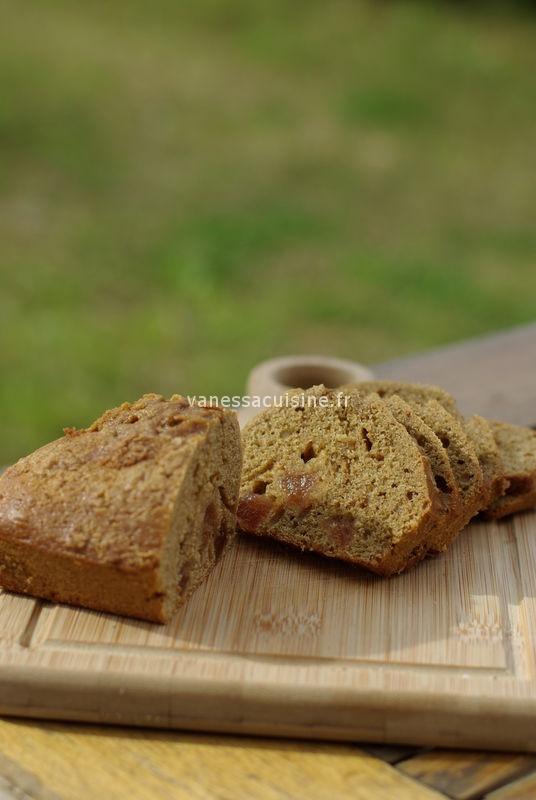 P'tits cakes au sucre complet et pâte de coing, by Annellenor