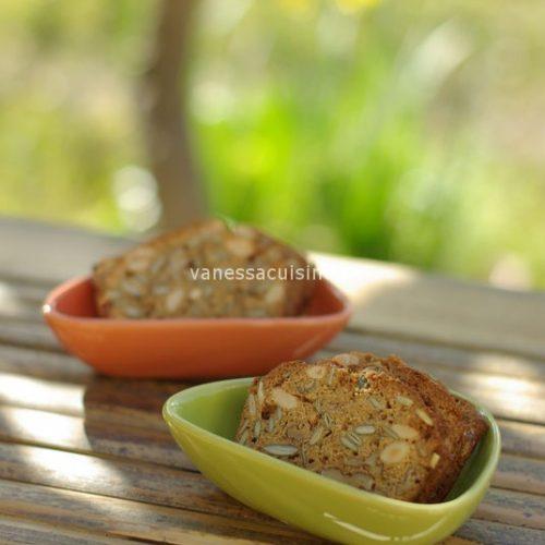 recette de biscotti aux graines