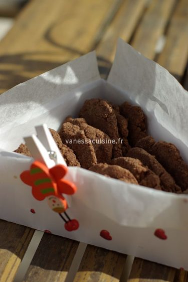 recette de biscrus au chocolat