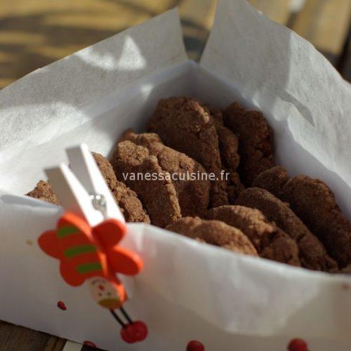 Biscrus au chocolat