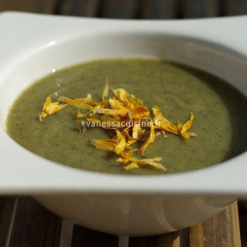 recette de soupe à l'ortie