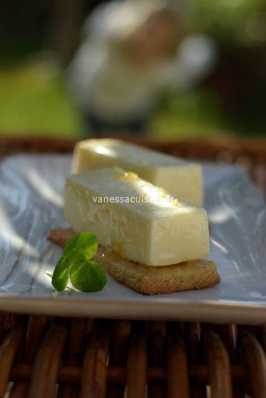 recette de cheesecake au citron de Keiko Nagae