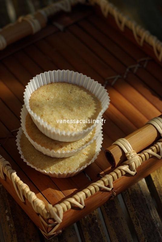 Bons aux agrumes (sans gluten, sans lactose)