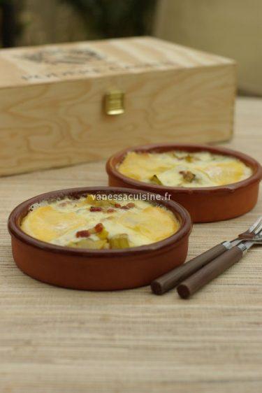 recette de tartiflette endive lardon