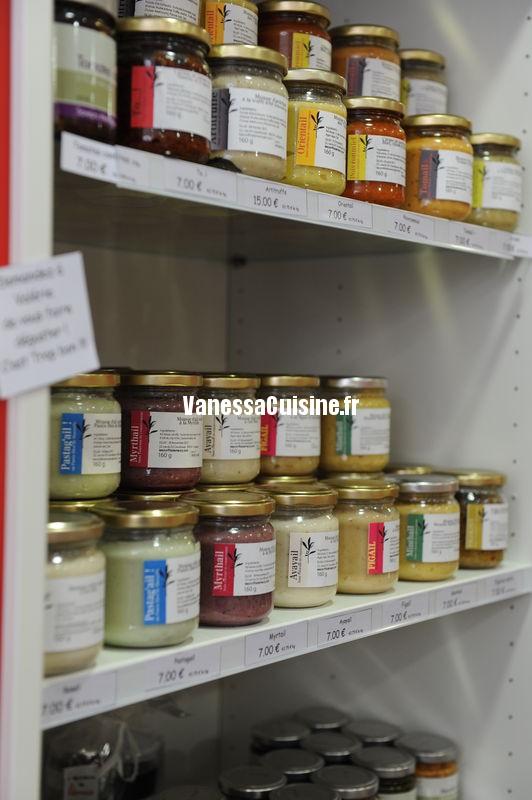 L'épicerie de Léonie, Fréjus